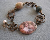 """Personalized """"Art of Your Life"""" Bracelet"""
