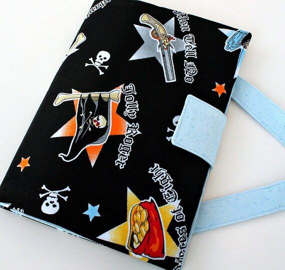 Crayon Artist Case - Childrens imagination toy - crayon bag - Gift idea for kids - Pirates