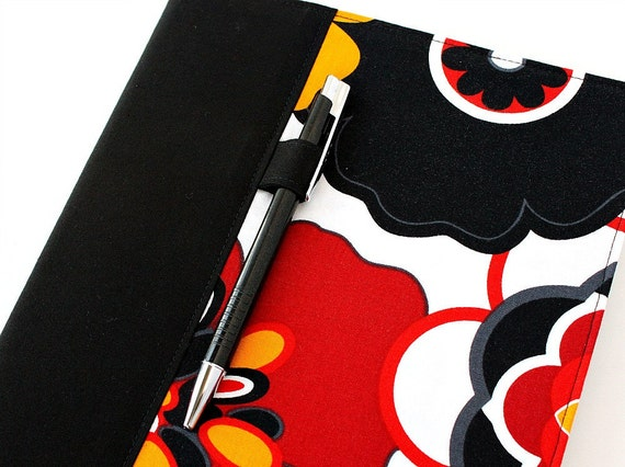 Journal cover for composition notebooks -  includes pen - Kleo