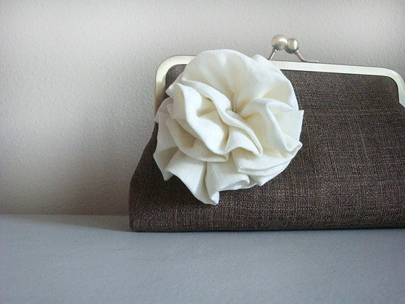 A CUSTOM ORDER FOR melaniewright18 - Party Bag Bridesmaid Purse - Bridesmaid Purse - Bridesmaid Gifts - Handbags - Bag- Clutches