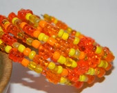Field of Sunshine Cuff Bracelet