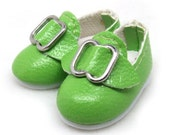 Green Buckle School Shoes for Lati Yellow, PukiFee, Riley Kish, Bobobie Nissa, DIM Silf, Dollk S00027F
