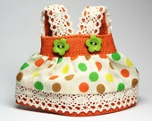 Orange Country Side Candy Tank Dress for Lati Yellow, PukiFee, Dollk C00055A