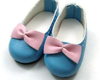 Bow Blue Ballerina for Lati Yellow SP S00009E