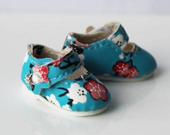 Blue Flowers Mary Janes for Lati Yellow, PukiFee, Riley Kish, Tulah Kish, Bobobie Nissa, DIM Silf, Dollk S00002O