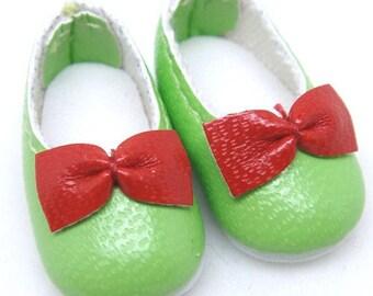 Bow Green Ballerina for Lati Yellow, PukiFee, Riley Kish, Bobobie Nissa, DIM Silf S00005E