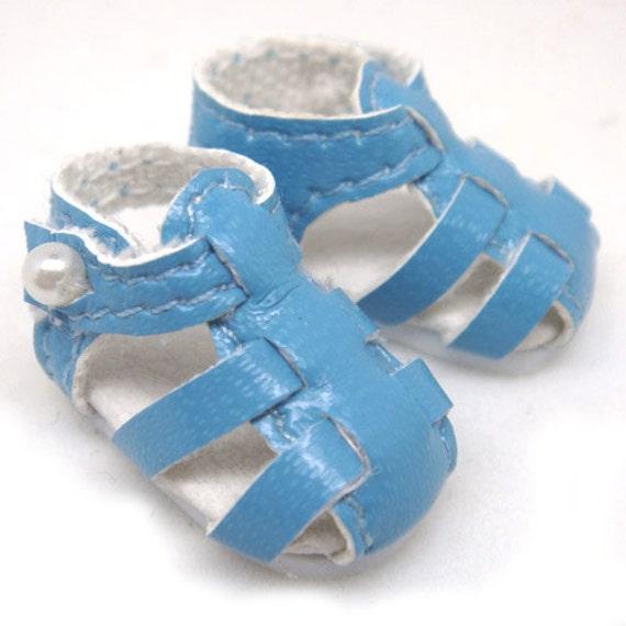 Blue Strappy Sandals for Lati Yellow, PukiFee, Riley Kish, DIM Silf, Dollk S00003D