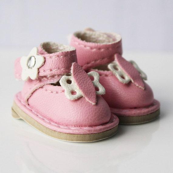 Pink Butterfly Mary Janes for Lati Yellow, PukiFee, Riley Kish, Tulah Kish, Bobobie Nissa, DIM Silf, Dollk S00048F
