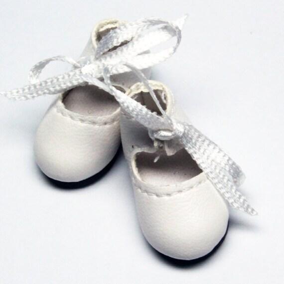 White Lace-Up School Shoes for Lati Yellow, PukiFee, Riley Kish, Tulah Kish, Bobobie Nissa, DIM Silf, Dollk S00051B