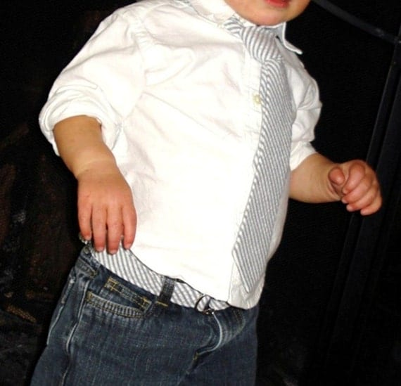 Boy's Belt in any fabric, any size