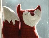 Rib-Tickler Wool Fox Frank