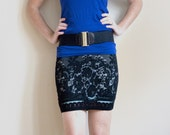 First Edition Skirt - Knit Lace Tube Skirt - Size XS