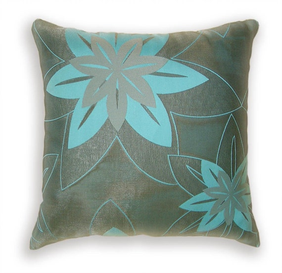 Aqua Blue Beige Decorative Throw Pillow Case 16 By. Home Wet Bar Decorating Ideas. Coastal Decor Images. Space Saving Bunk Beds For Small Rooms. Living Room Corner Shelf. Room Divider Panels. Hickory Dining Room Chairs. Interior Design Decoration Ideas. Hot Pink Room Decor