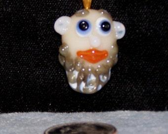 Uncle elf pendant
