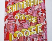 Shitbeams on the Loose 2