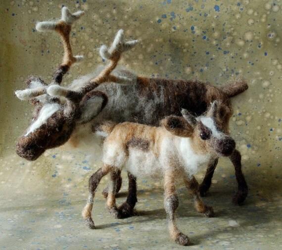 SALE: Reindeer Fawn