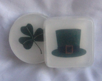 St. Patrick's Day Guest Soap