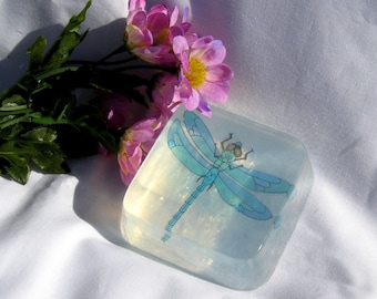 Dragonfly Glycerin Soap Bar