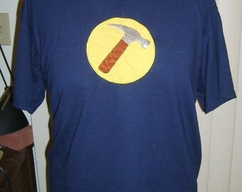 Captain Hammer Shirt - Dr Horrible's Singalong Blog