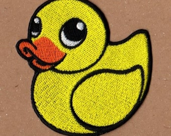 Rubber Ducky Patch