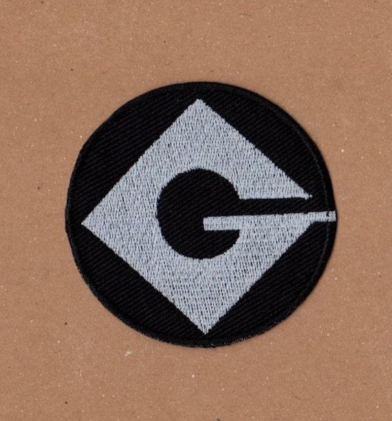 g Logo From Despicable me Despicable me Grus Logo