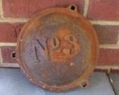 vintage industrial cap no3