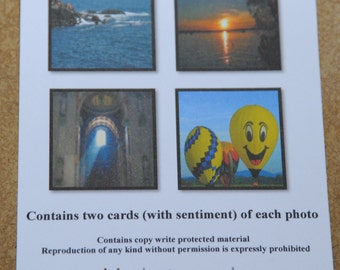 Encouragement Package - 8 cards