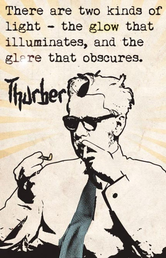 attempt an essay on james thurber niversity days