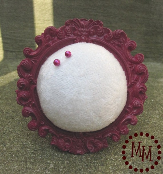 Chic Pink Pincushion