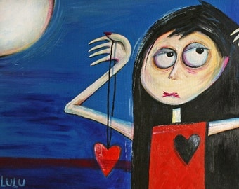 Goodnight Moon (Giclee Print)