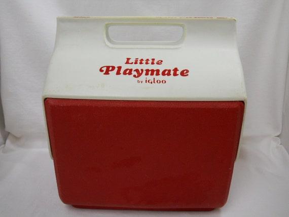 Igloo little playmate vintage cooler 1982 - Igloo vintage ...