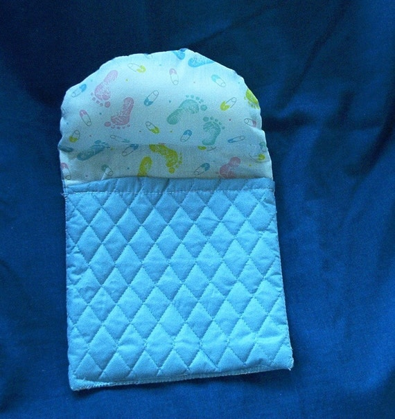 Cotton Carrier for Small Dolls