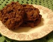 Bacon Chocolate Chip Chocolate Cookies