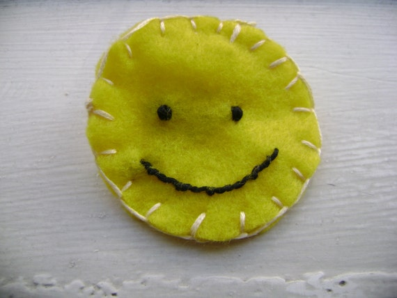 Smiley face for you