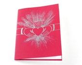 Romantic Irish Claddagh Ring Card