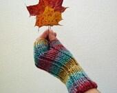 Knitting PATTERN - Warm Gloves