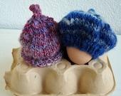 Lovebirds Egg Cosies