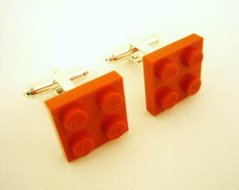 LEGO Brick Cuff Links Great Valentine for him.  Pick your Color