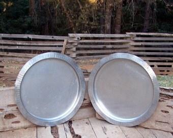 Huge Steel Trays