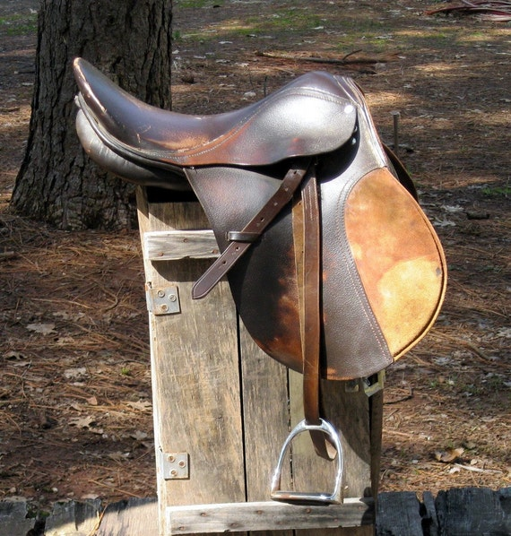 English Style Riding Saddle