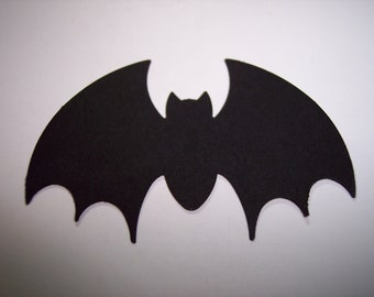 Bats Die Cut Set of 10