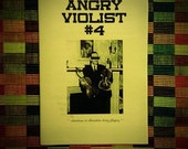 Angry Violist zine Issue 4