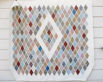 Knitting Pattern Quilted Lattice Ascot : QUILTED LATTICE PATTERN FREE Quilt Pattern