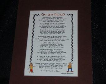 Grandpas Poem