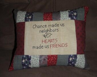 Neighbor Friend Pillow