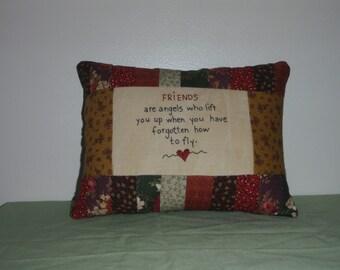 Angels Friends Pillow