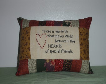 friend pillow
