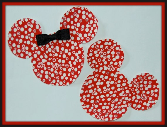 LAST One...Buy One Minnie Mouse DIY Applique Kit, Get One FREE...Amazing Deal...