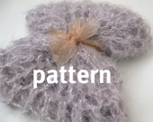 Lacy Wrap CROCHETING PATTERN, Baby Photo Prop, Newborn Basket Liner, Instant Download