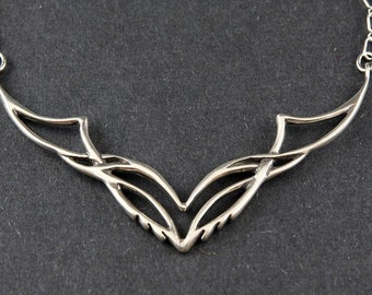 Artemisia Sterling Silver Necklace